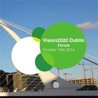 Vision2020 Dublin Forum Logo